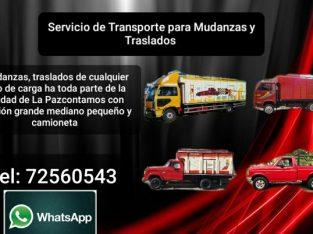 Transporte Mudanzas